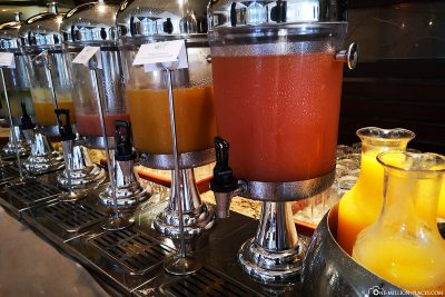 Frühstücksbuffet im La Citronnelle