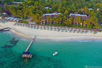 The Constance Belle Mare Plage
