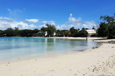 The Blue Bay Beach