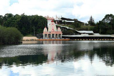 Lake Grand Bassin