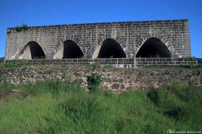 Citadel Fort Adelaide in Port Louis