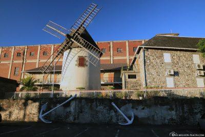Das Windmühlen Museum