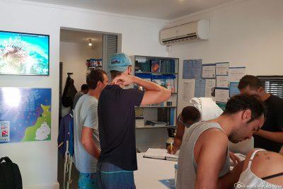 Pro Dive in Mauritius