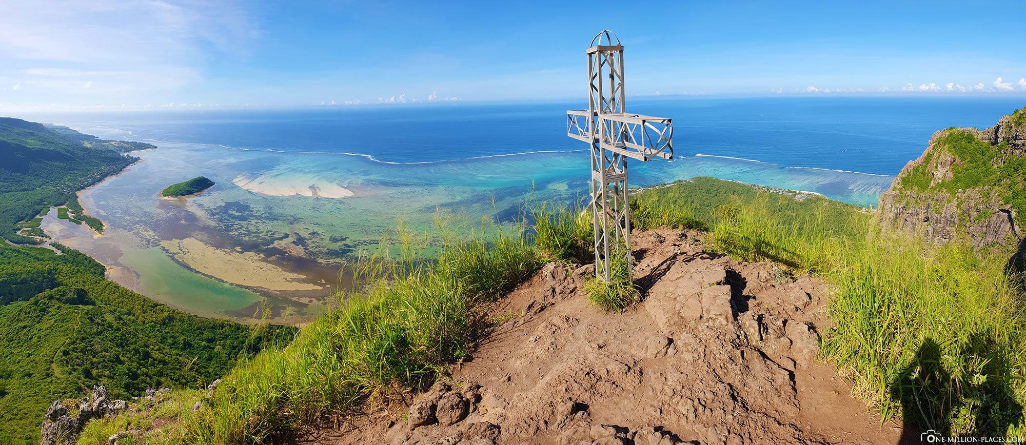 Panorama, Le Morne Brabant, View, Summit, Hike, Mauritius, Hike, TravelReport