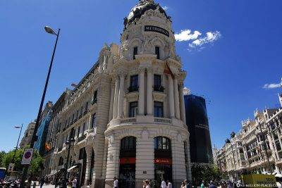 Metropolis Gebäude
