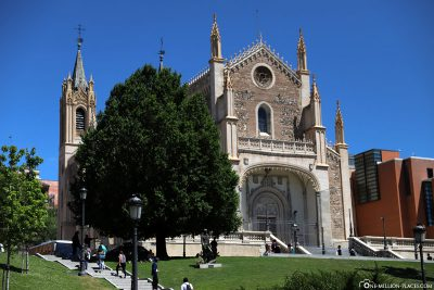 Kirche San Jerónimo el Real