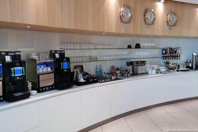 Die Maple Leaf Lounge in Frankfurt