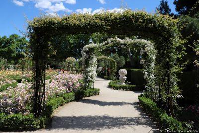 Der Rosengarten