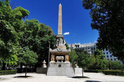 Der Retiro Park