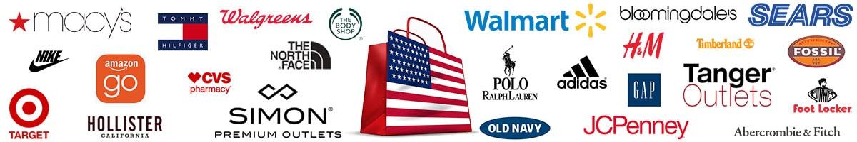 Tipps Shopping USA, Headerbild