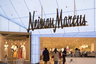A shop of Neiman Marcus