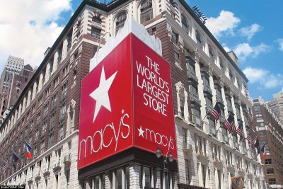 The Macy's Store in New York