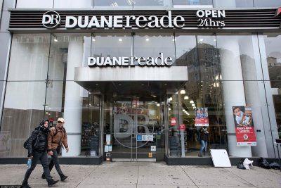 Ein Geschäft von Duane Reade