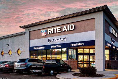 Ein Geschäft von Raid Aid