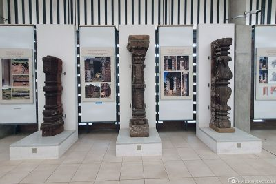 The small museum