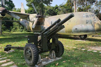 Gun & Transport Aircraft