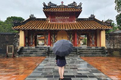 Hien Duc Gate