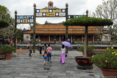 The Thai Hoa Palace
