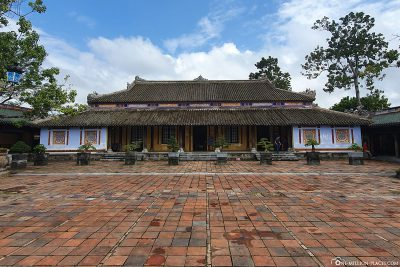 Outbuilding at Thai Hoa Palace