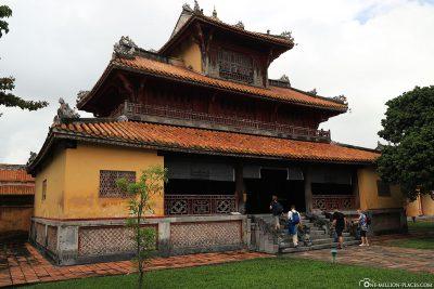 Der Hien Lam Pavilion