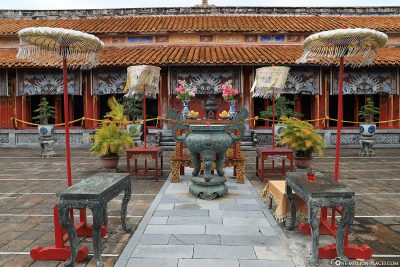 The To Mieu Temple