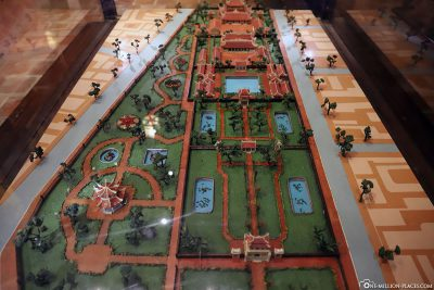 Model of the Temple of Literature