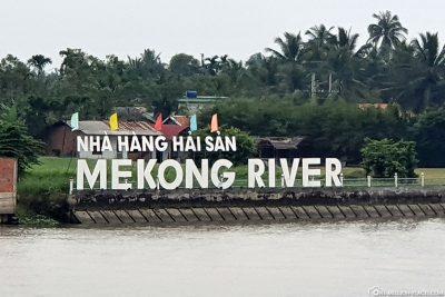 Willkommen am Mekong