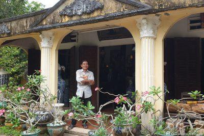Das Haus von Mr. Six