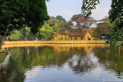 Ehemaliges Wohnhaus Ho Chi Minhs