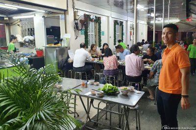 Das Restaurant Banh Xeo