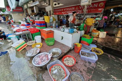 The Ben Thanh Market