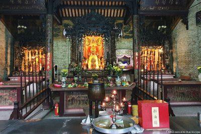 Der Thien-Hau-Tempel