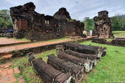 The Ruins of the BCD Groups