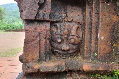 Faces in the Temple