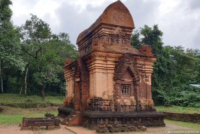 The Temple in Group E