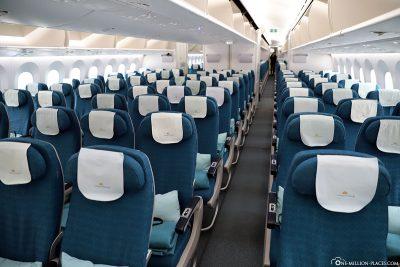 Die Economy Class von Vietnam Airlines