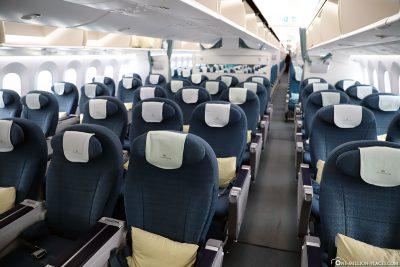 Die Premium Economy Class von Vietnam Airlines