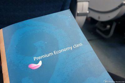 Premium Economy Class