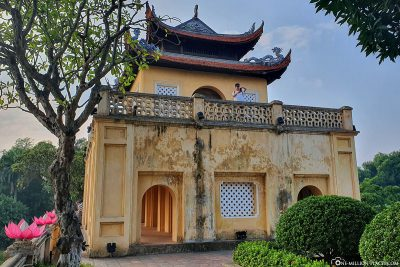 The Thang Long Citadel