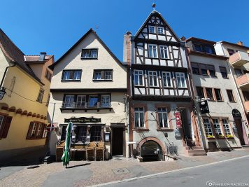 Old Town of Aschaffenburg
