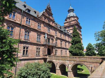 Johannisburg Castle