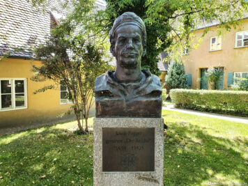 Monument of Jakob Fugger