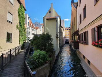A Lech Canal