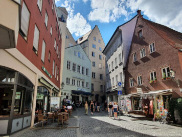 Augsburg's Old Town