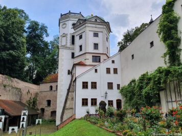 The oldest water tower in Germany