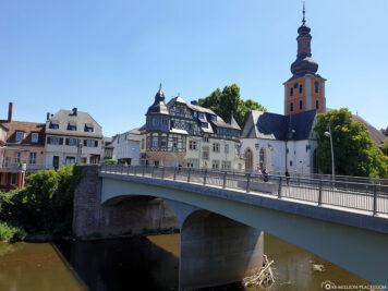 Pauluskirche auf dem Badewörth