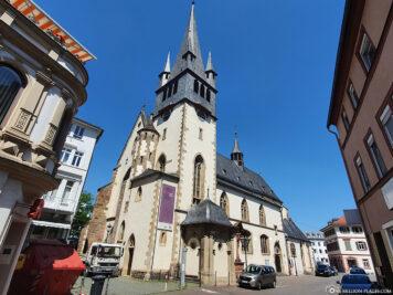 Katholische Kirche St. Nikolaus