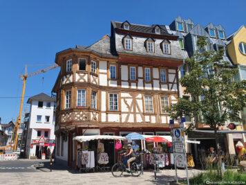 Fachwerkhaus in Bad Kreuznach