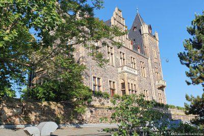 Klopp Castle in Bingen