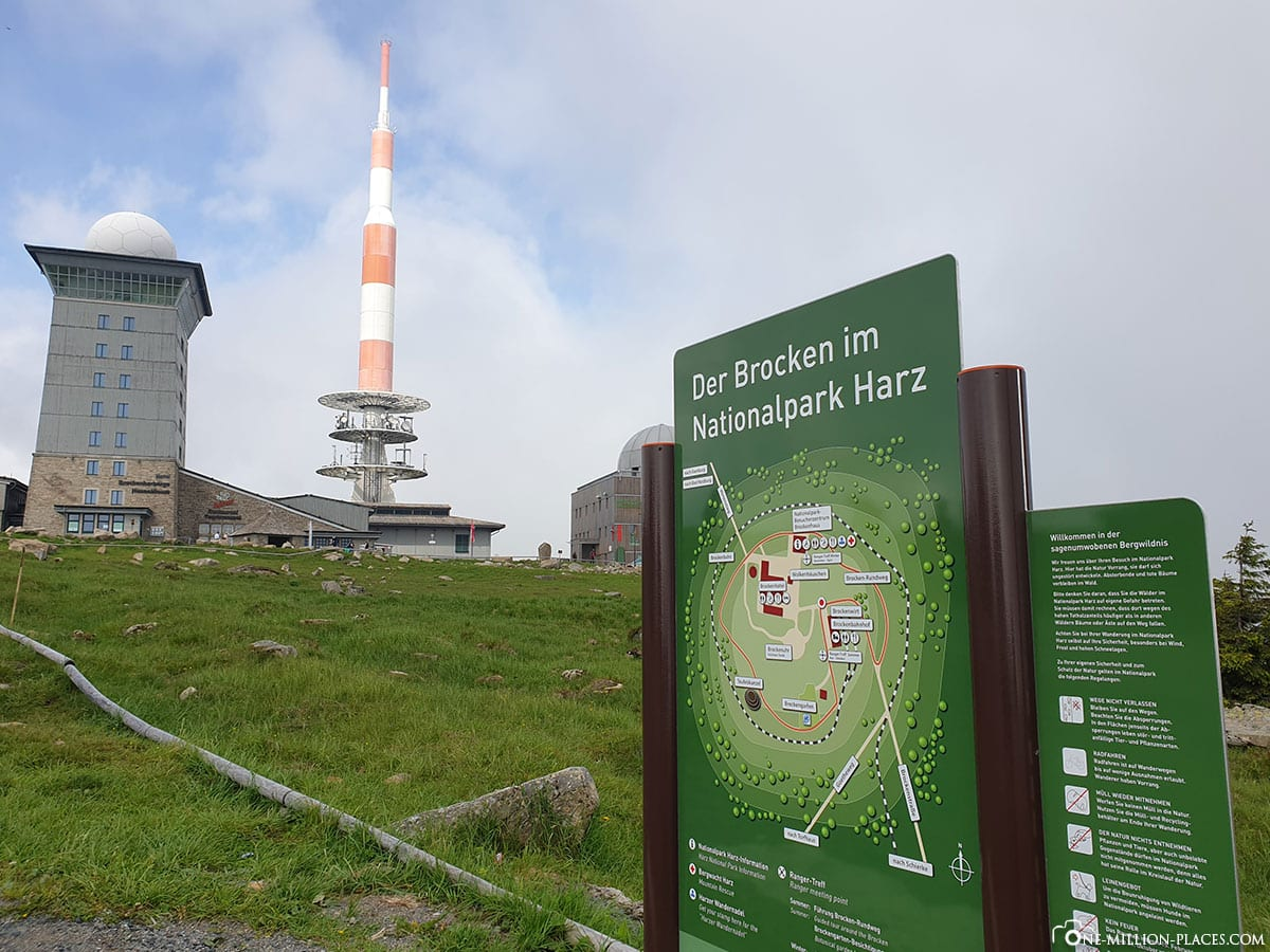 Brocken, Summit, Harz, Mountain, Germany, Travelreport, Blog